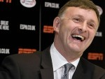 Paul Hegarty know how important today's game is to town of Montrose