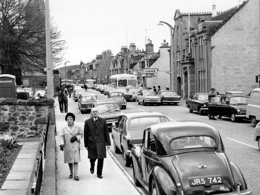 Banchory in 1972