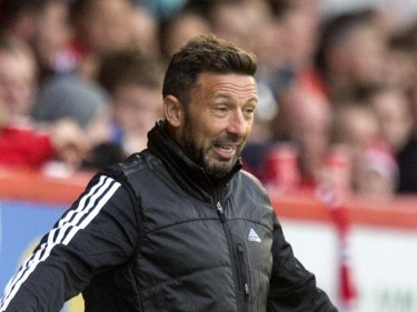 Aberdeen v St Johnstone: Derek McInnes looking for Dons to end Saints run