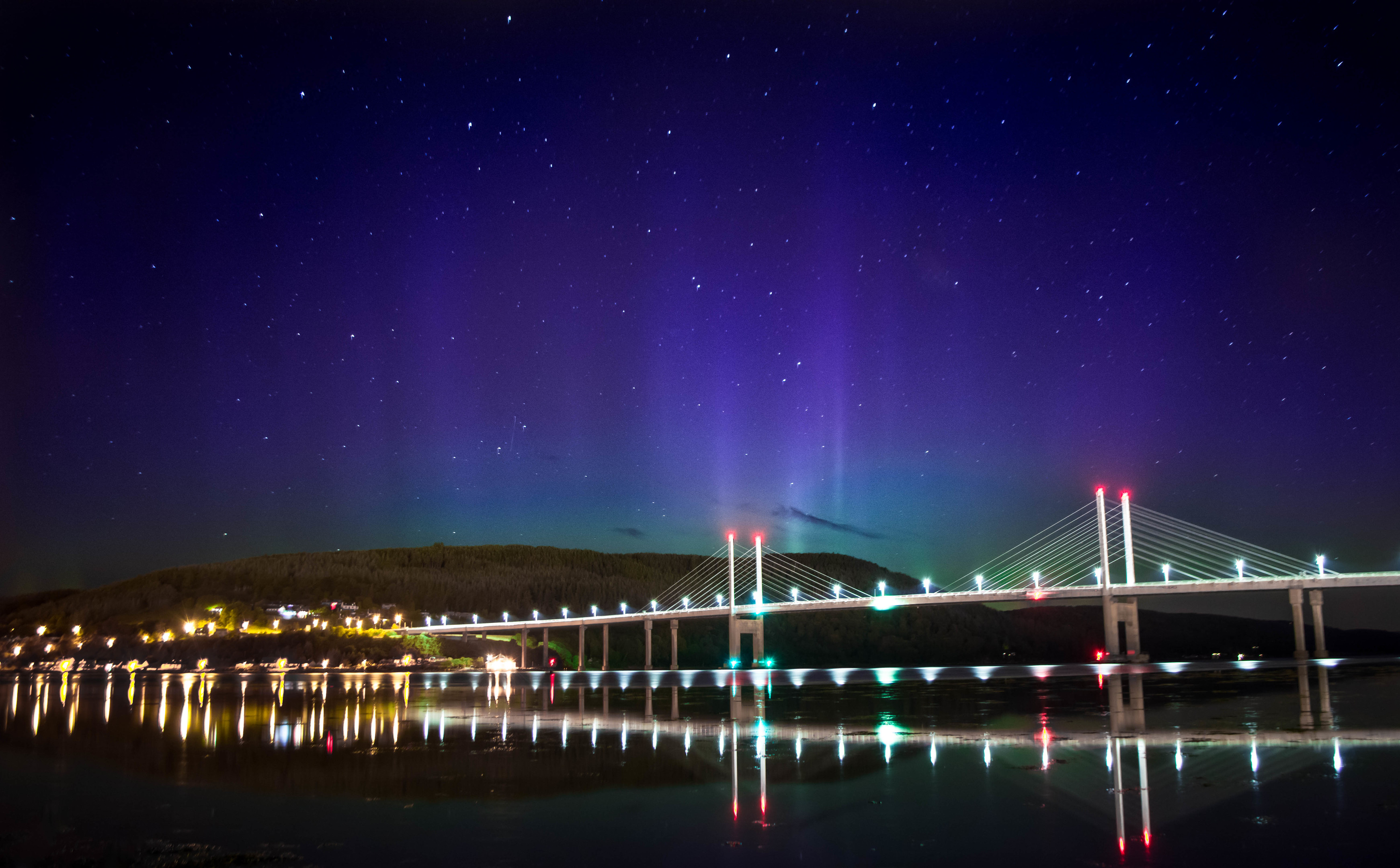 Northern Lights Inverness 2017