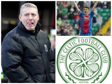 Barry Wilson believes Ryan Christie should go to Celtic