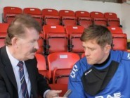 Dave Edwards catches up with Ritchie Brittain