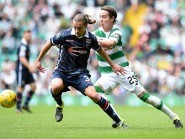 Jackson Irvine returned to Ross County on a permanent deal from Celtic in the summer.