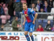 Gary Warren is one of seven Inverness players currently out injured.