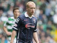 Liam Boyce has scored 19 goals for Ross County this season.