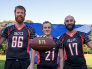 The Aberdeen Oilcats stars have been called up to play for Scotland