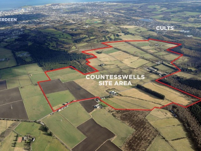The Countesswells plan