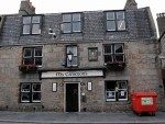 Pictured is a locator of Ma Cameron's Bar, Aberdeen. Picture by DARRELL BENNS     Pictured on 02/07/2015