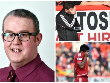 Paul Third: Saturday was a shocker but what has gone wrong at Pittodrie?