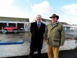Cllrs Mark Findlater and Michael Roy