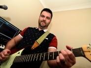 Peterhead musician David Haggath