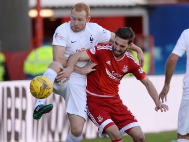 Hamilton Accies 1-1 Aberdeen