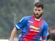 Dani Lopez has been fined  by Caley Thistle.
