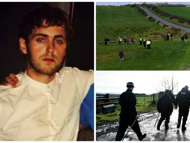 Shaun Ritchie disappeared nearly two years ago.