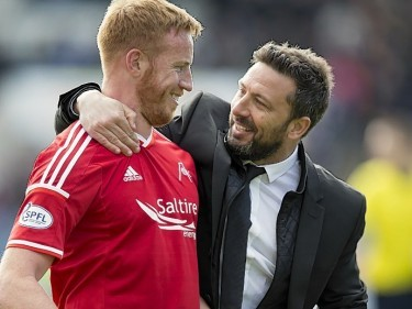 Derek McInnes insists Dons have the mental strength to take title race to the wire