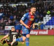 Iain Vigurs: Scored a perfect hat-trick as Caley Thistle ran out 5-1 winners.