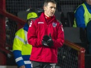 Jim McIntyre brought Erik Cikos back to Ross County.