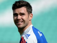 England's James Anderson says he is as fit as ever