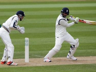 Varun Chopra's century frustrated Yorkshire