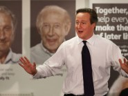 """The Prime Minister says leaving the EU """"would put pensions at risk"""""""