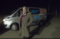 Mr Coburn was dropped off by a plumber