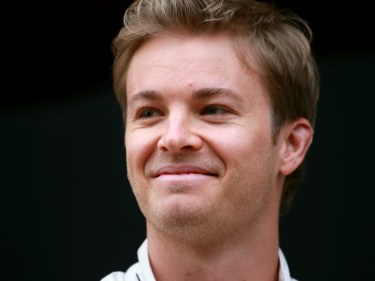 Nico Rosberg was fastest in final practice in Hungary