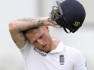 Ben Stokes is out of England's immediate plans, because of a torn right calf