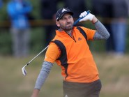 Spain's Sergio Garcia could make it five first time major winners in a row at Baltusrol
