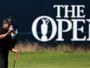 Patrick Reed enjoyed an impressive start to The Open