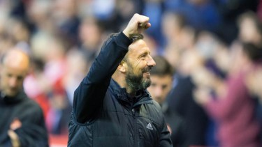 Aberdeen FC: McInnes confident Dons can take Maribor