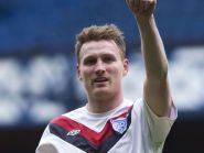 Peterhead's Rory McAllister downed Dundee