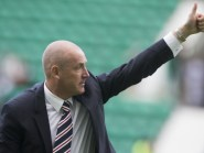 Rangers manager Mark Warburton believes Celtic's Champions League qualification is a boost for Scottish football