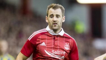 Niall McGinn ready to commit to Dons future