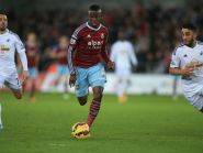 Enner Valencia could be heading to Swansea