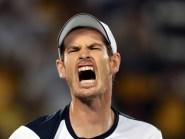 Andy Murray's winning run is over