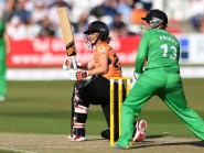 Charlotte Edwards helped Southern Vipers to victory in the Kia Super League final