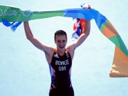 Alistair Brownlee hopes to go for gold again in Tokyo