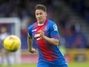 Inverness' Josh Meekings got his team's late winner against St Johnstone