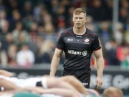 Saracens' Chris Ashton has been cited for two incidents during the weekend's Aviva Premiership match against Northampton.