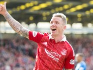 Jonny Hayes: Opened the scoring for the Dons.