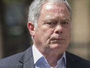 Former Royal Household official Ronald Harper has been jailed at Southwark Crown Court