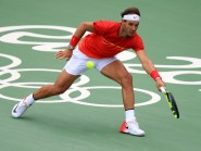 Rafael Nadal accelerated his return from injury in order to play at the Rio Olympics