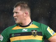 Dylan Hartley could make his first Northampton appearance in six weeks on Saturday