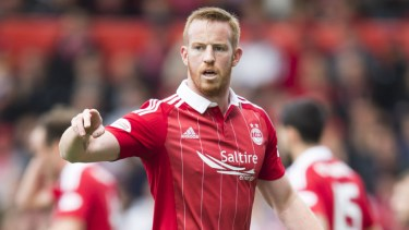 Dons defeat Morton to secure Betfred Cup final date
