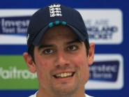 Alastair Cook was not unduly concerned by the situation facing England