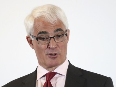 Alistair Darling does not believe Nicola Sturgeon will hold a second independence referendum in the near future