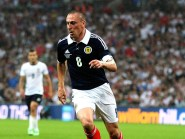 Scott Brown could be in line for a Wembley return