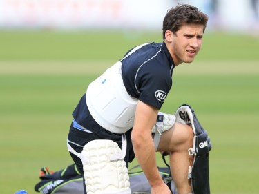 Zafar Ansari will make his England bow at the Shere Bangla National Stadium