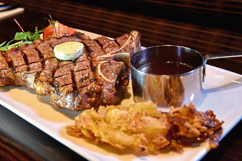 Steak Restaurants Union Street Aberdeen