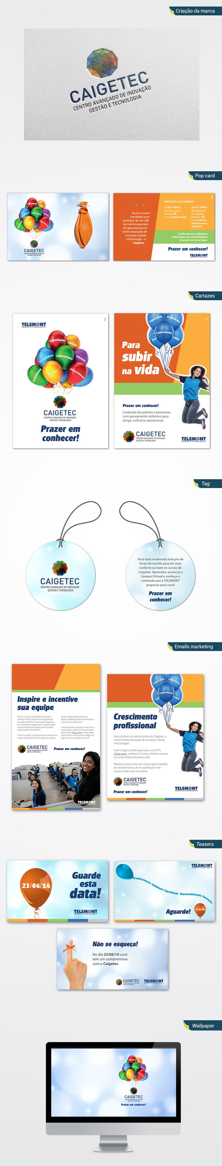 Campanha Interna Caigetec